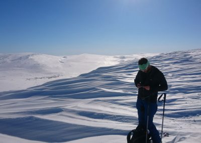 Ski Touring Course Basic